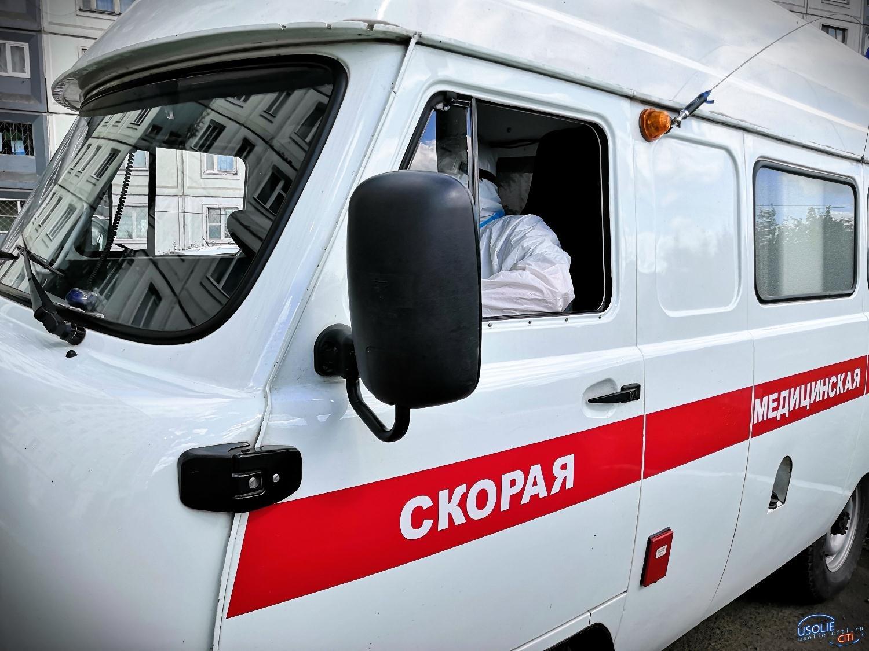 Район без потерь: В Усолье одна жертва коронавируса