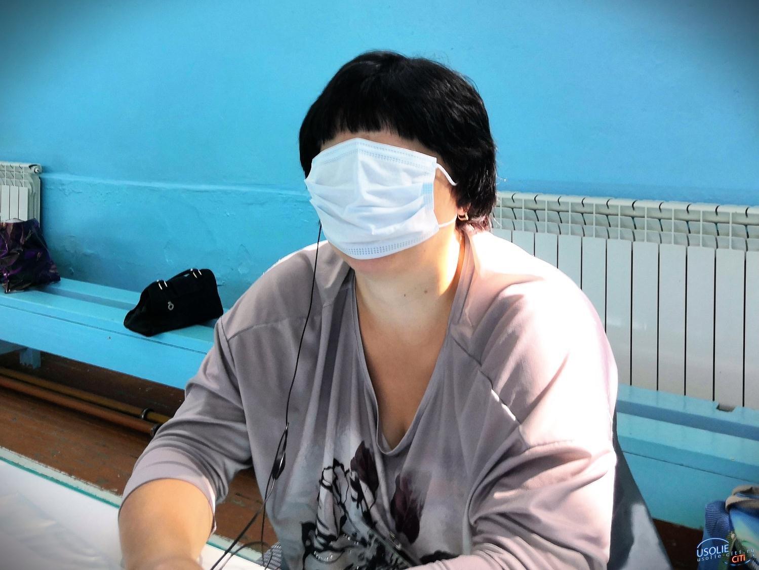 Ещё на две недели: Со вспышкой коронавирусом Усолье ушло на выходные