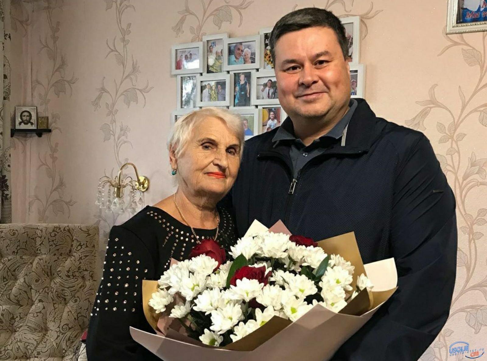 Вадим Кучаров: 12 сентября – юбилей у замечательной женщины