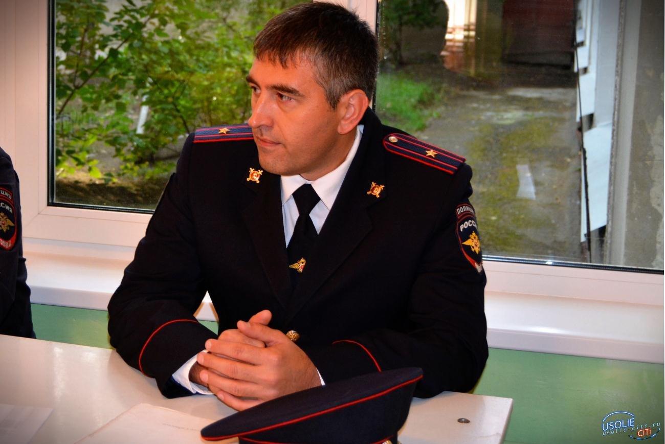 Усольский сотрудник полиции спас жизнь без вести пропавшему мужчине