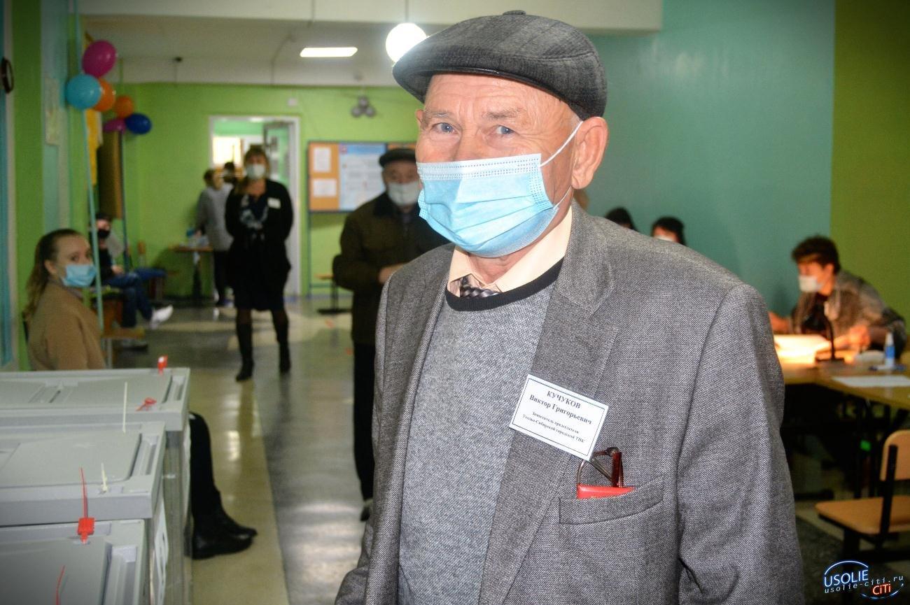 Сразу после выборов: ТИК Усолья покинул Виктор Кучуков