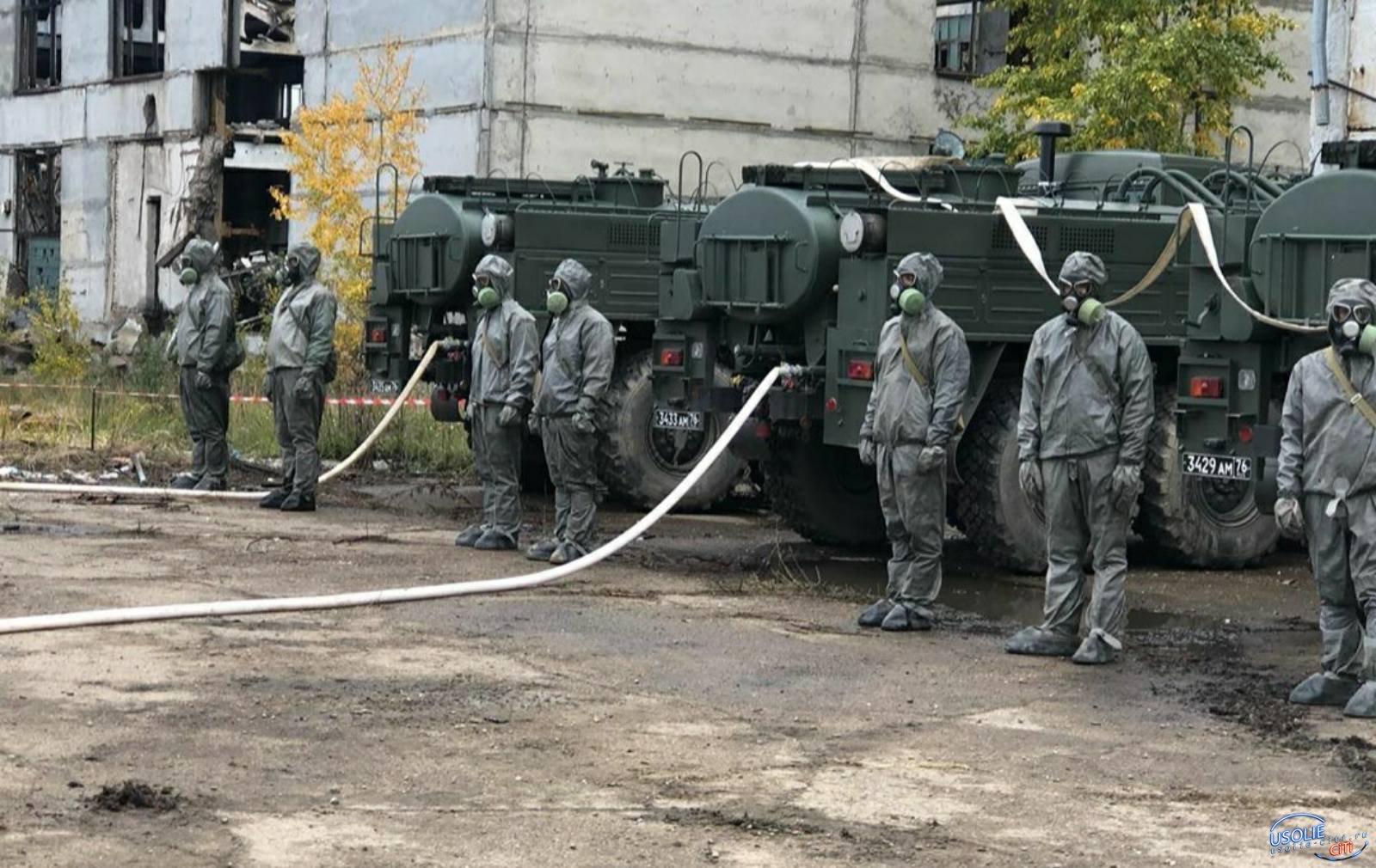 О работах на Усольехимпроме администрация будет информировать  ежедневно
