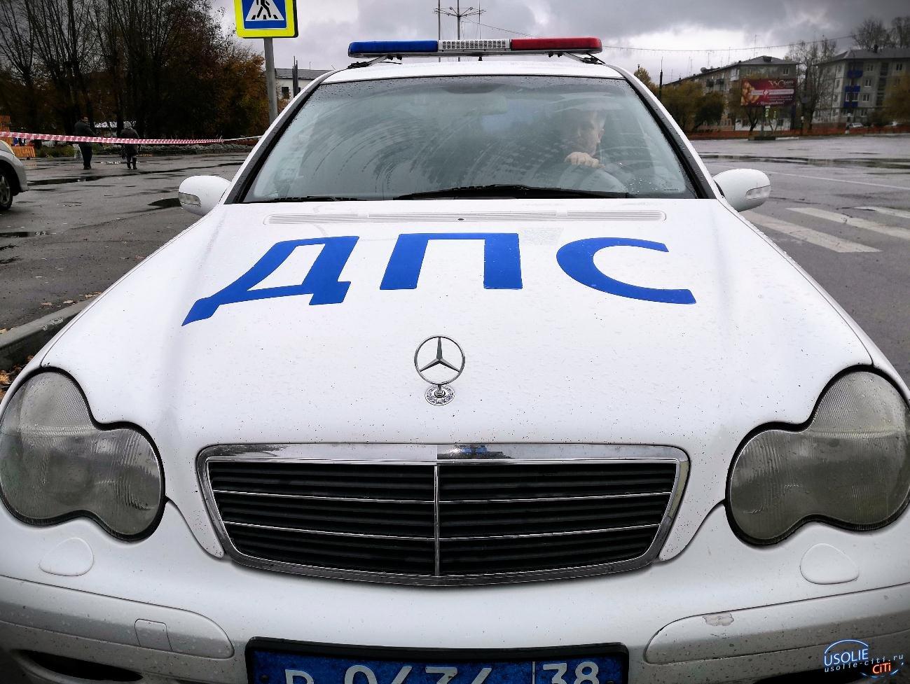 В Усолье привлекли к ответственности 40 водителей, не пристегнувших ремень безопасности