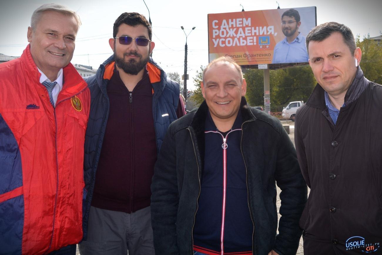 От Тюмени до Хабаровска: В Усолье прошли Всероссийские соревнования по велогонкам