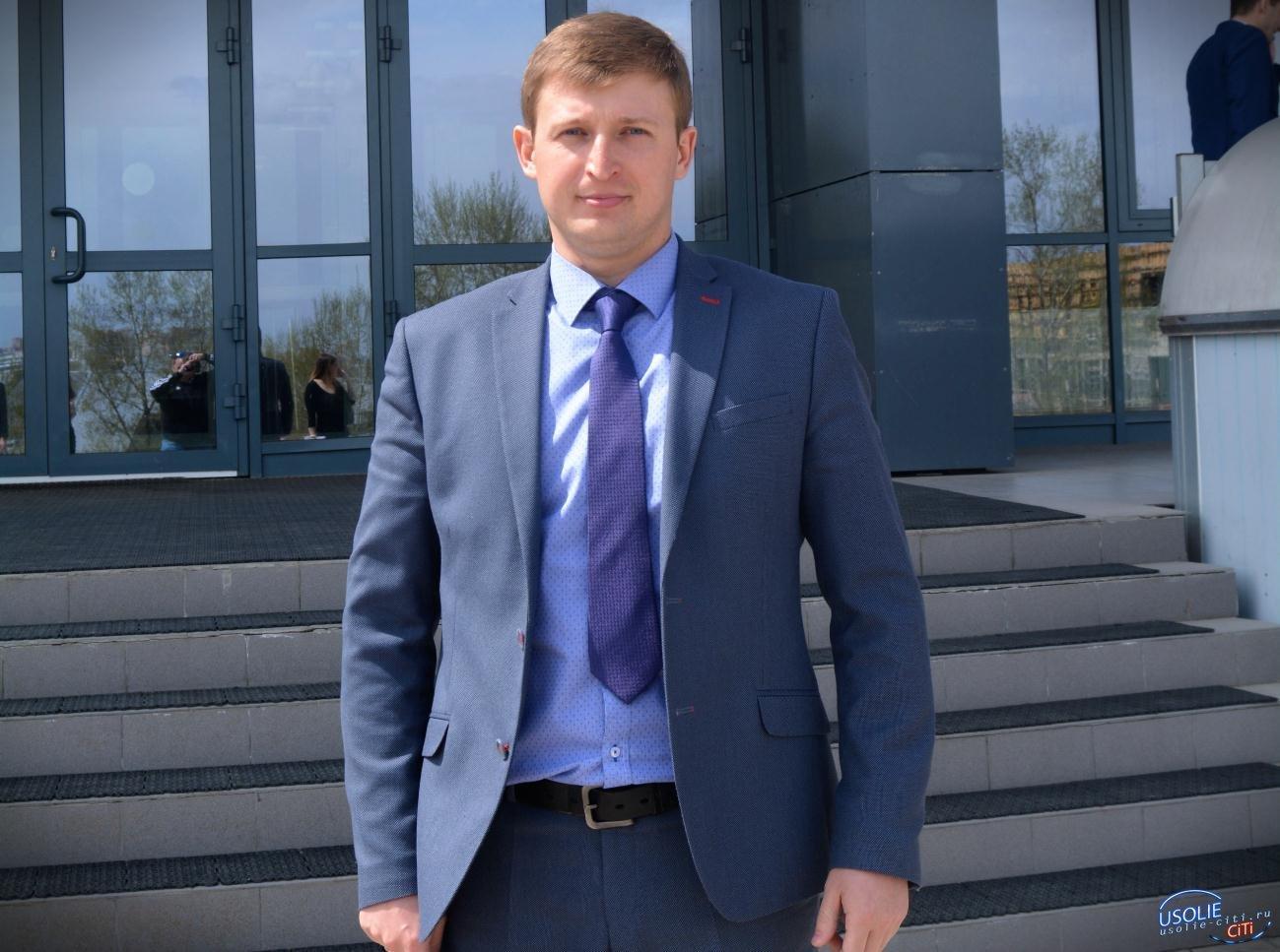 На своем месте: Усольчанин Илья Сумароков остался министром