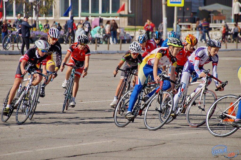 Фотоотчет. Большая велогонка 2020 в Усолье