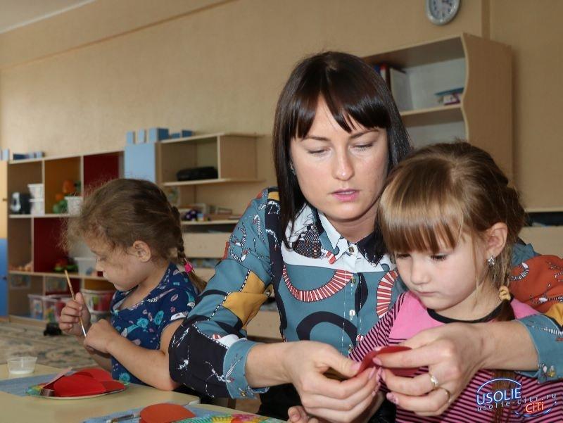 Усольский воспитатель: Инна Денисенко – молодая, но мудрая