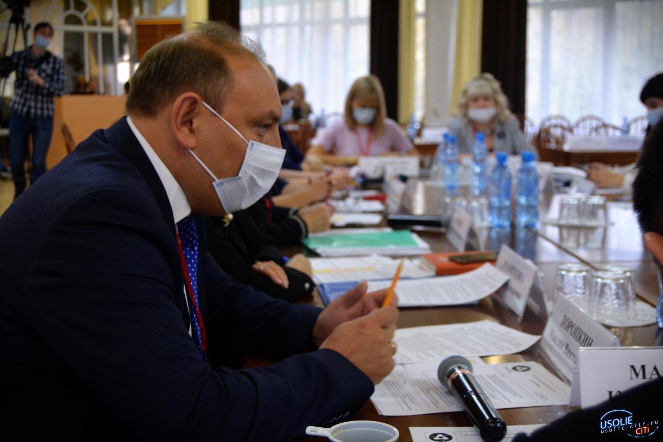 Андрей Иванов: Усолье станет экологически чистым центром химической промышленности