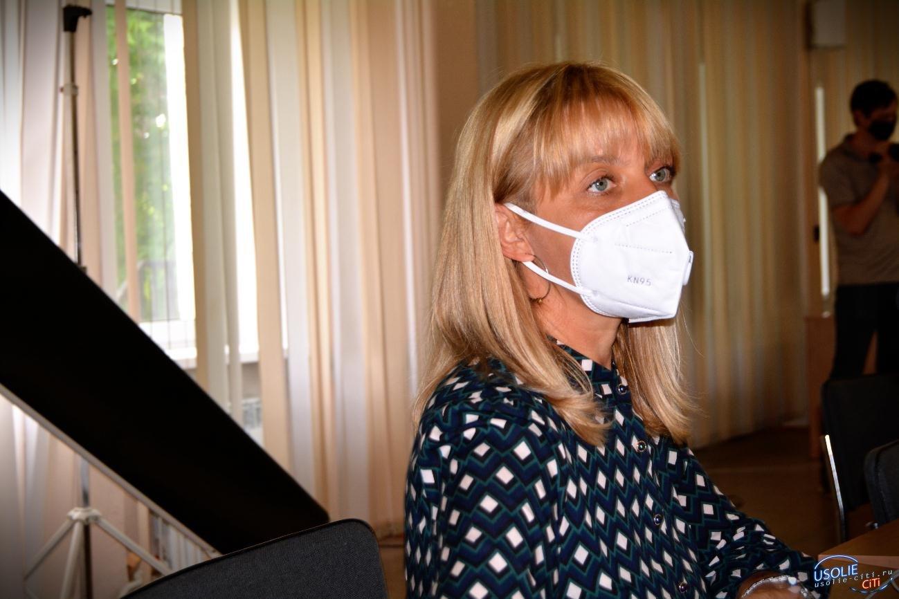Больные коронавирусом жители Усолья ходят на работу