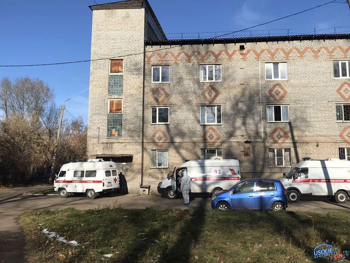 В Усолье приостановили плановый прием пациентов из-за коронавируса