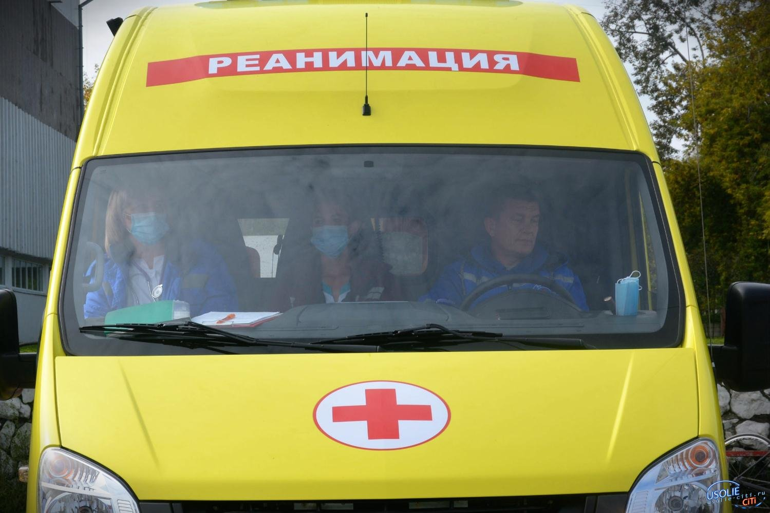 В Усолье бушует COVID-19: В больницах 151 человек