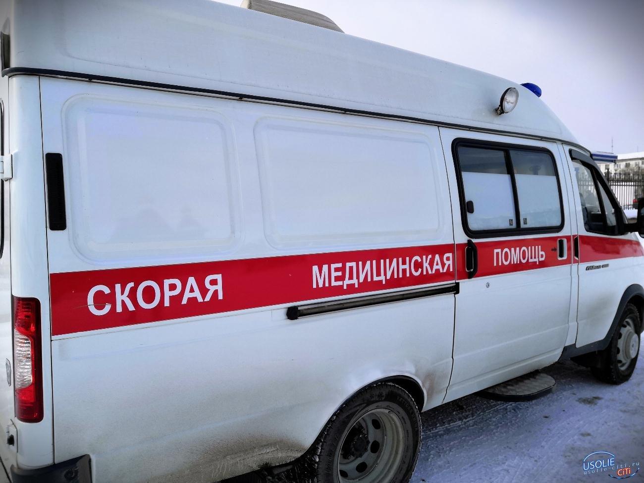ЧП на Молотовой: Усольчанка выпала с балкона