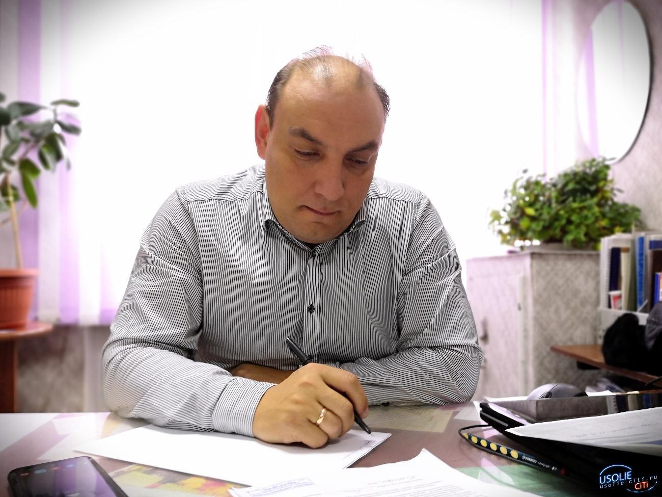 Мэр Усолья: Сейчас на лечении 442 жителя города