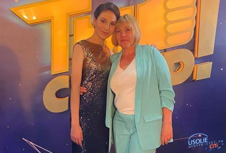 Юлия Ушакова:  Победу я уже посвятила своей семье