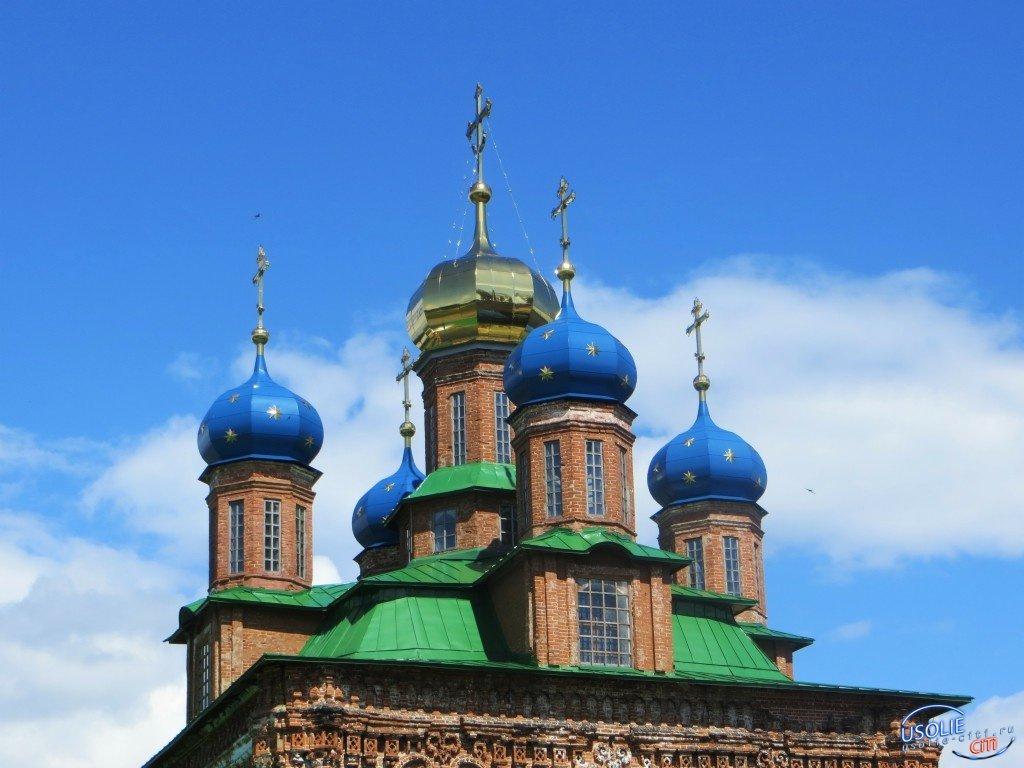 Колокола православия на усольской земле
