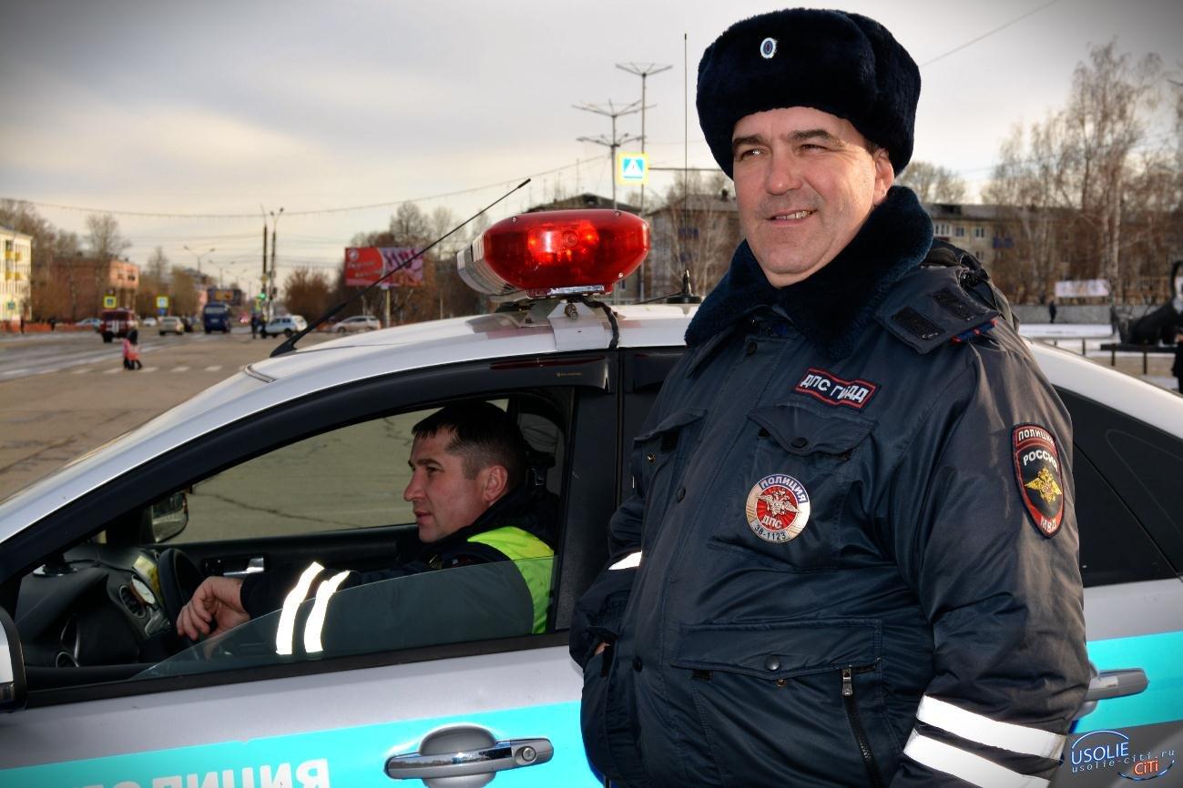 13 нетрезвых водителей задержали сотрудники усольского ГИБДД