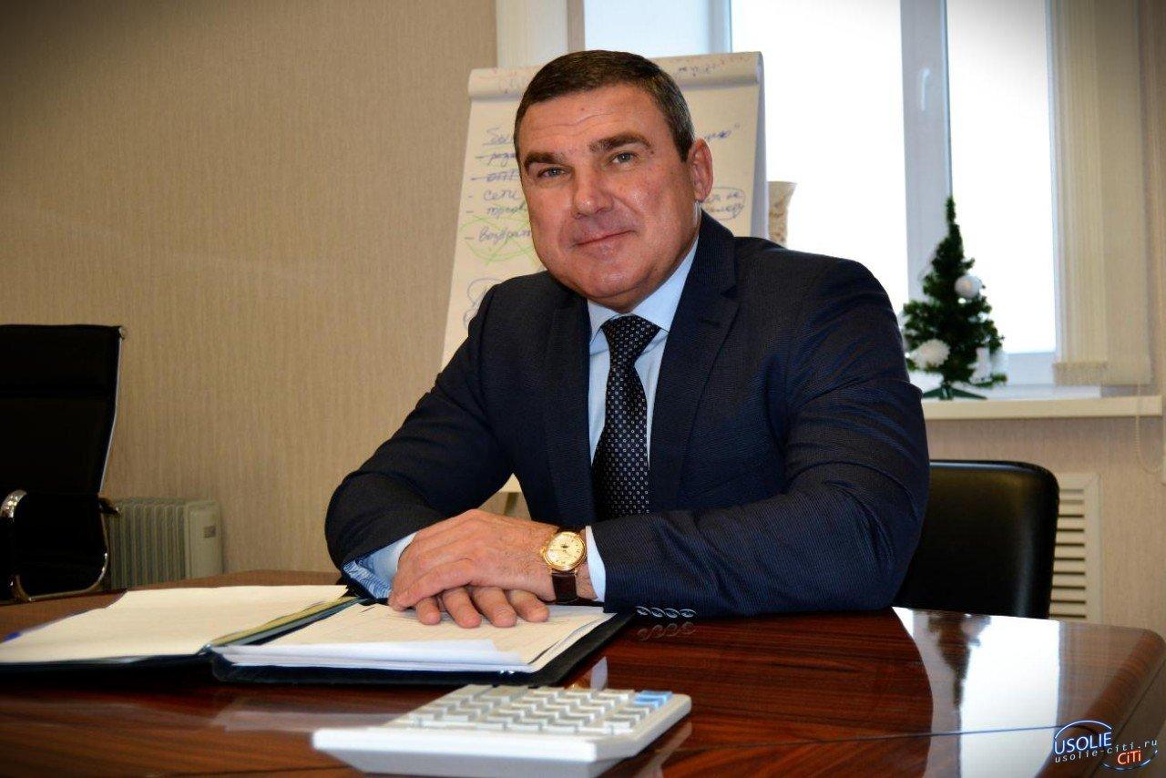 Сергей Мельников снова возглавил совет  предпринимателей Усолья