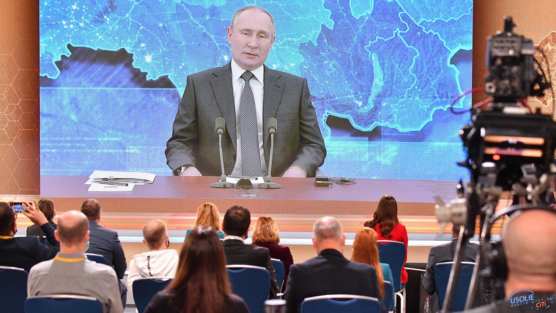 Владимир Путин: Ответственность за накопленный ущерб на