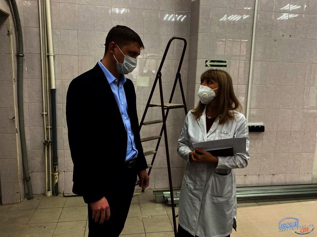 При поддержке Благотворительного фонда Красноштанова в Усолье откроется ПЦР-лаборатория