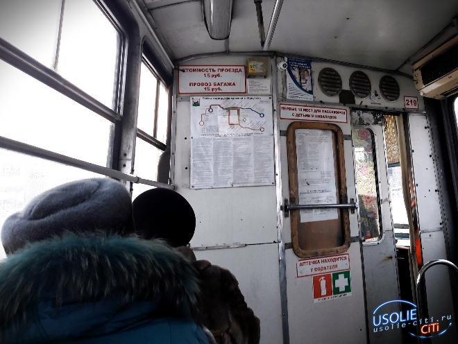 Транспортные карты для проезда детей в Усолье начинают выдавать
