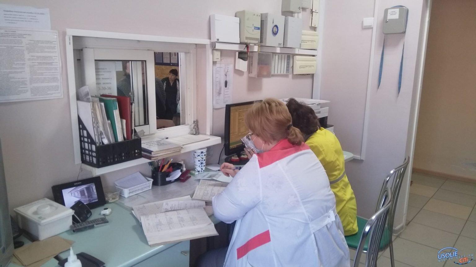 Усольская городская больница приобрела еще 5 аппаратов ИВЛ