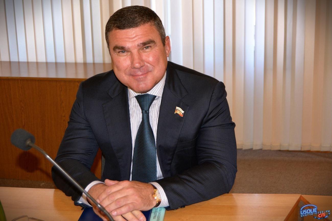 Сергей Мельников: Желаю вам  огромного личного счастья