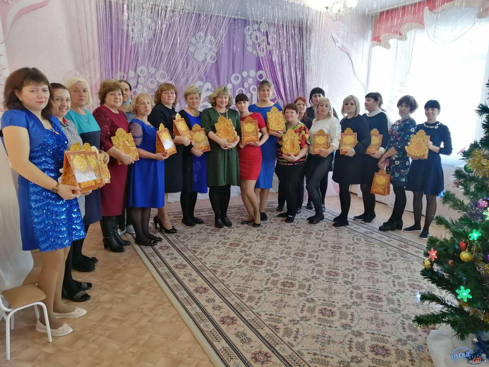 Депутат Сергей Мельников порадовал педагогов