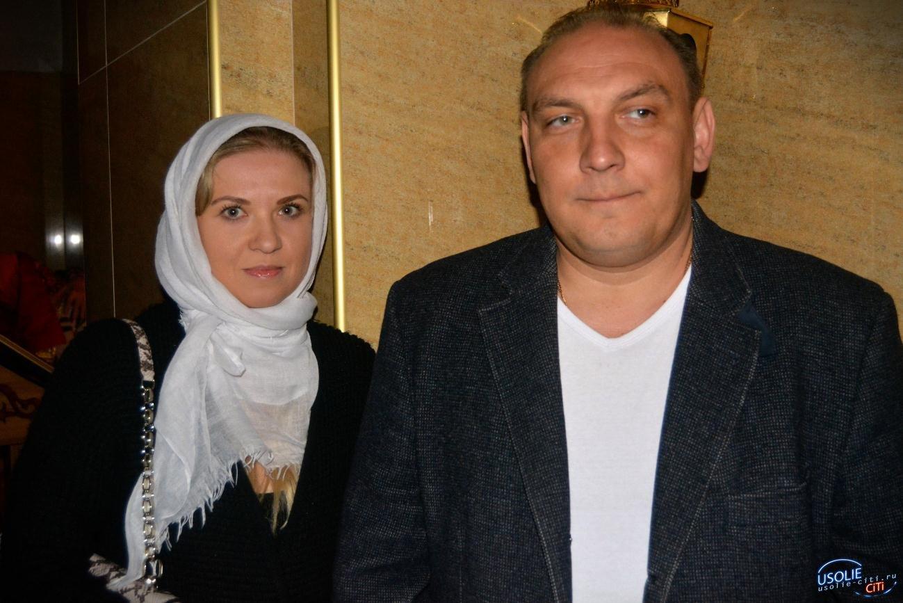 Максим Торопкин поздравляет усольчан с Рождеством