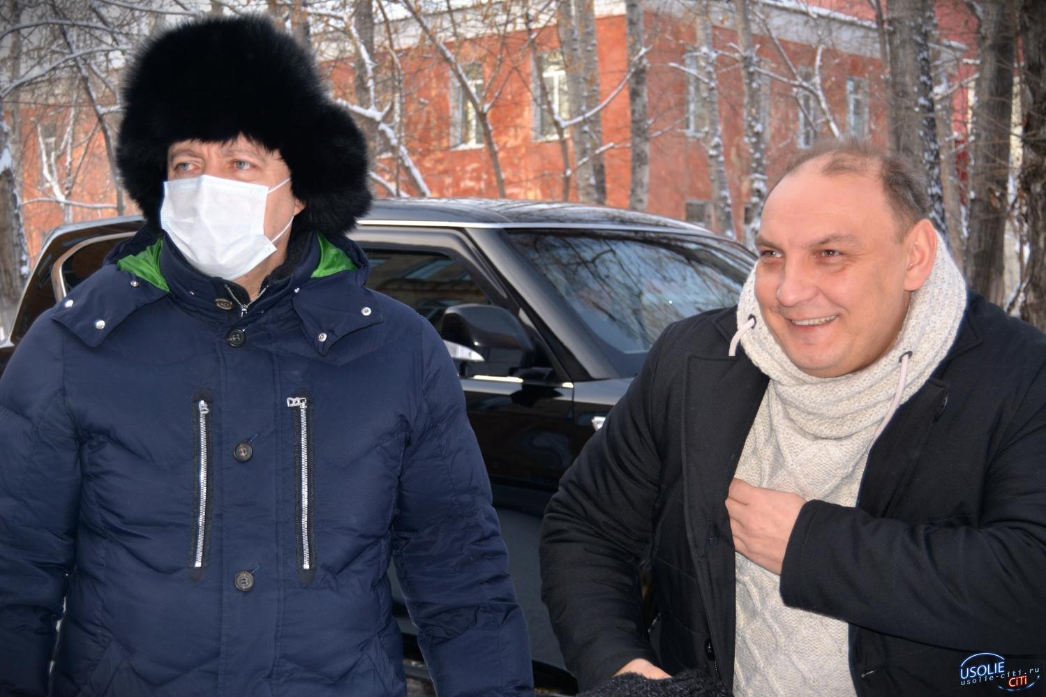 Усолье посетил с рабочей поездкой губернатор Иркутской области