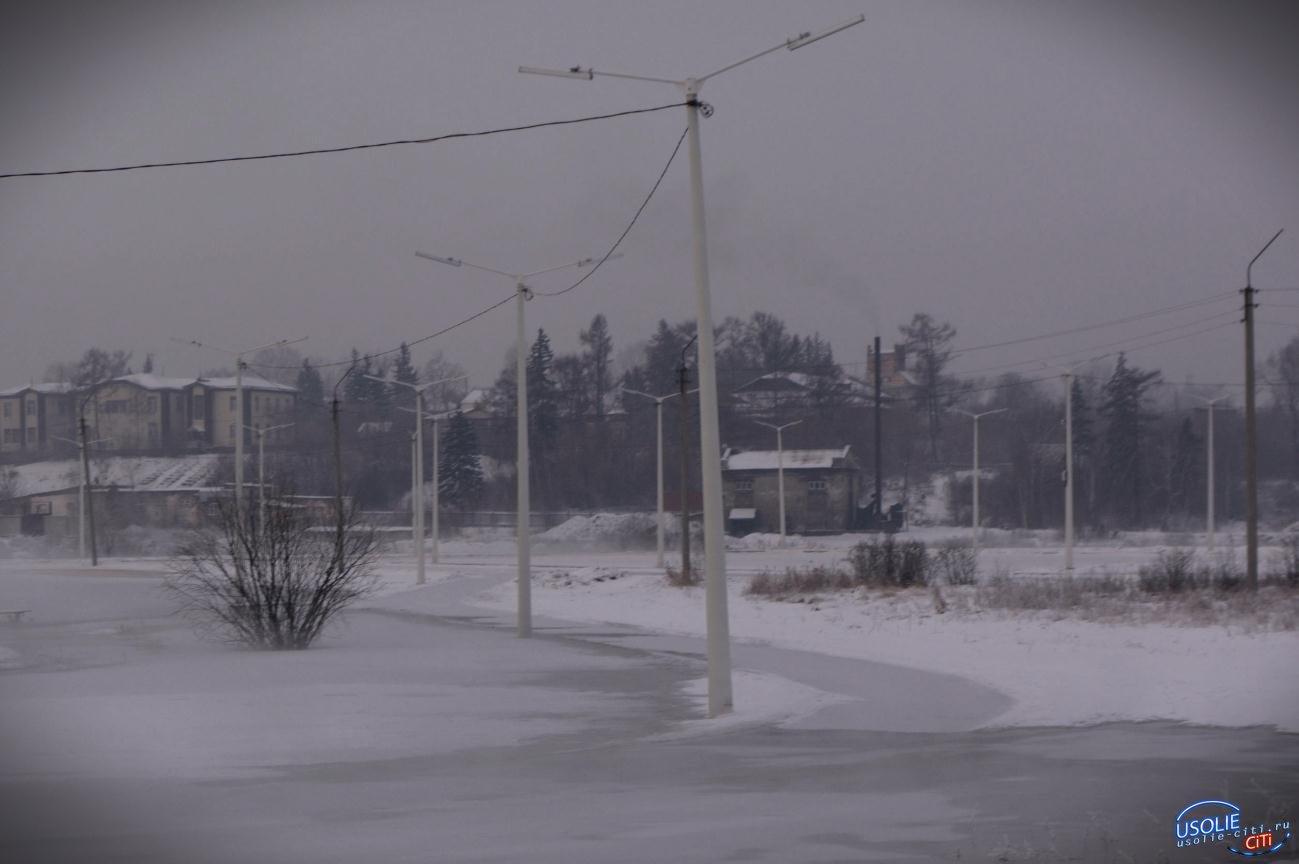 Обстановка в Усолье и посёлке Тельма стабилизировалась