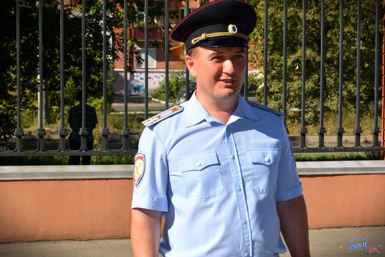 В Усолье полиция возобновляет прием на службу