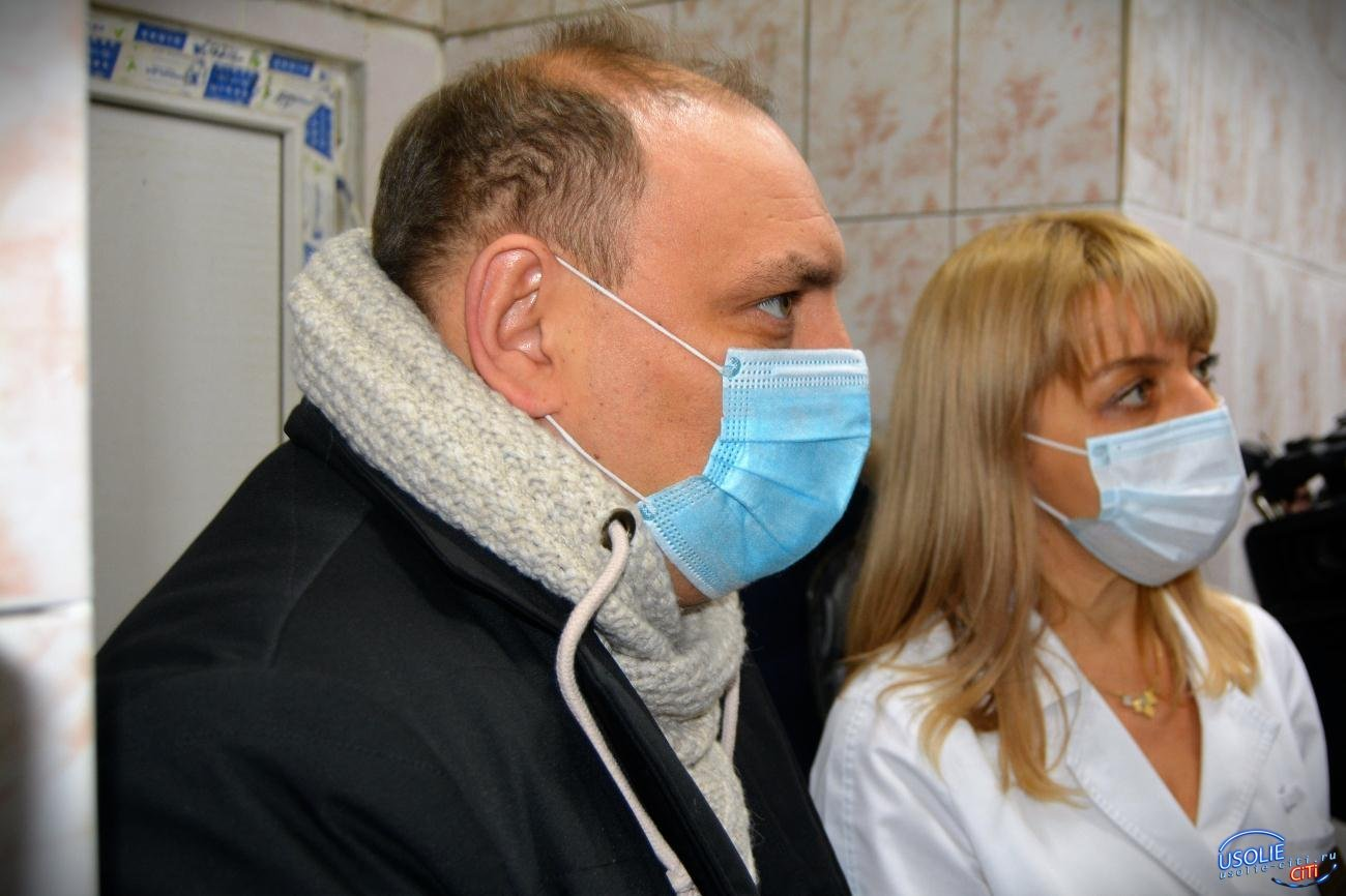 Ковидное отделение Белореченского госпиталя переезжает в Усолье