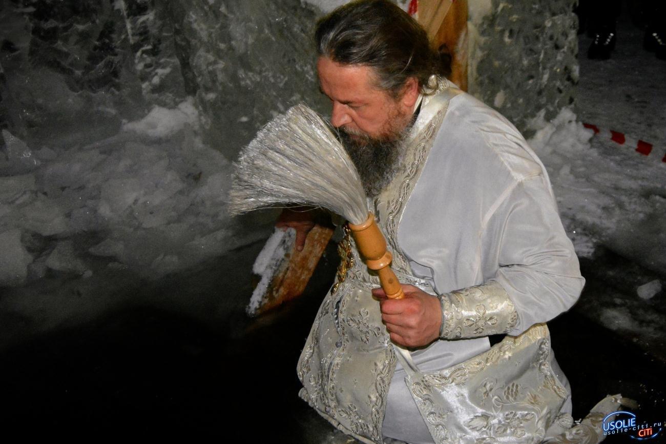 В Усолье и Усольском районе начали готовить к Крещению иордани