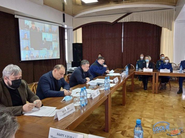 Дорожную карту развития Усолья-Сибирского планируют утвердить до 21 января