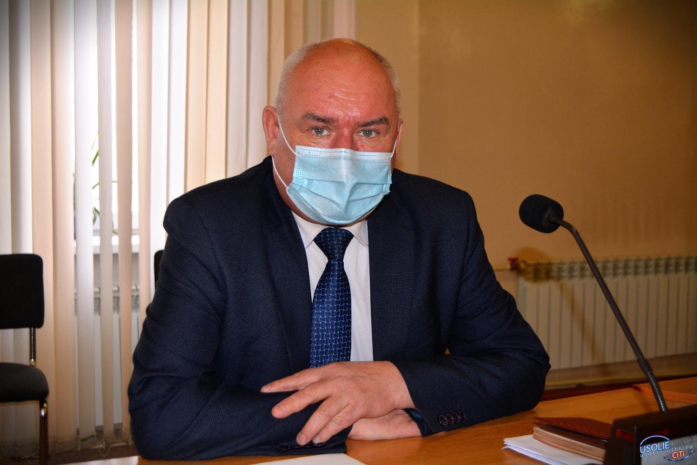 Оперштаб - COVID -19: В Усолье принудительная вакцинация недопустима