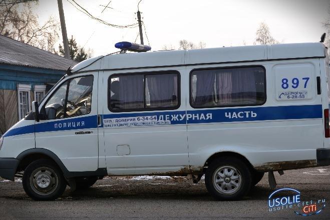В Усольском районе задержали 49-летнего рецидивиста с пакетом конопли