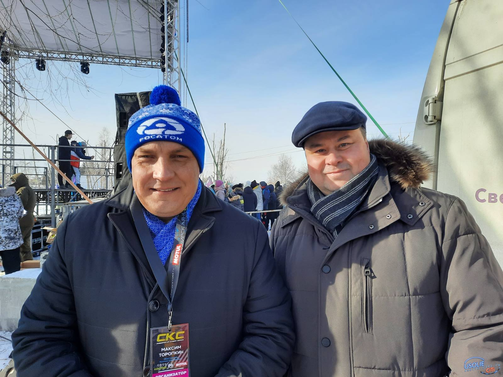 Вадим Кучаров: Автогонки прошли на высшем уровне