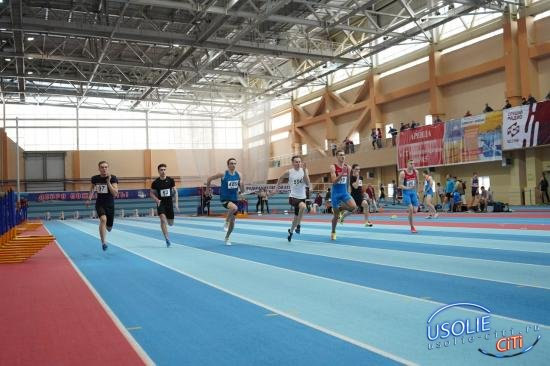 Усольский легкоатлет Глеб Юницкий завоевал «бронзу» на первенстве России