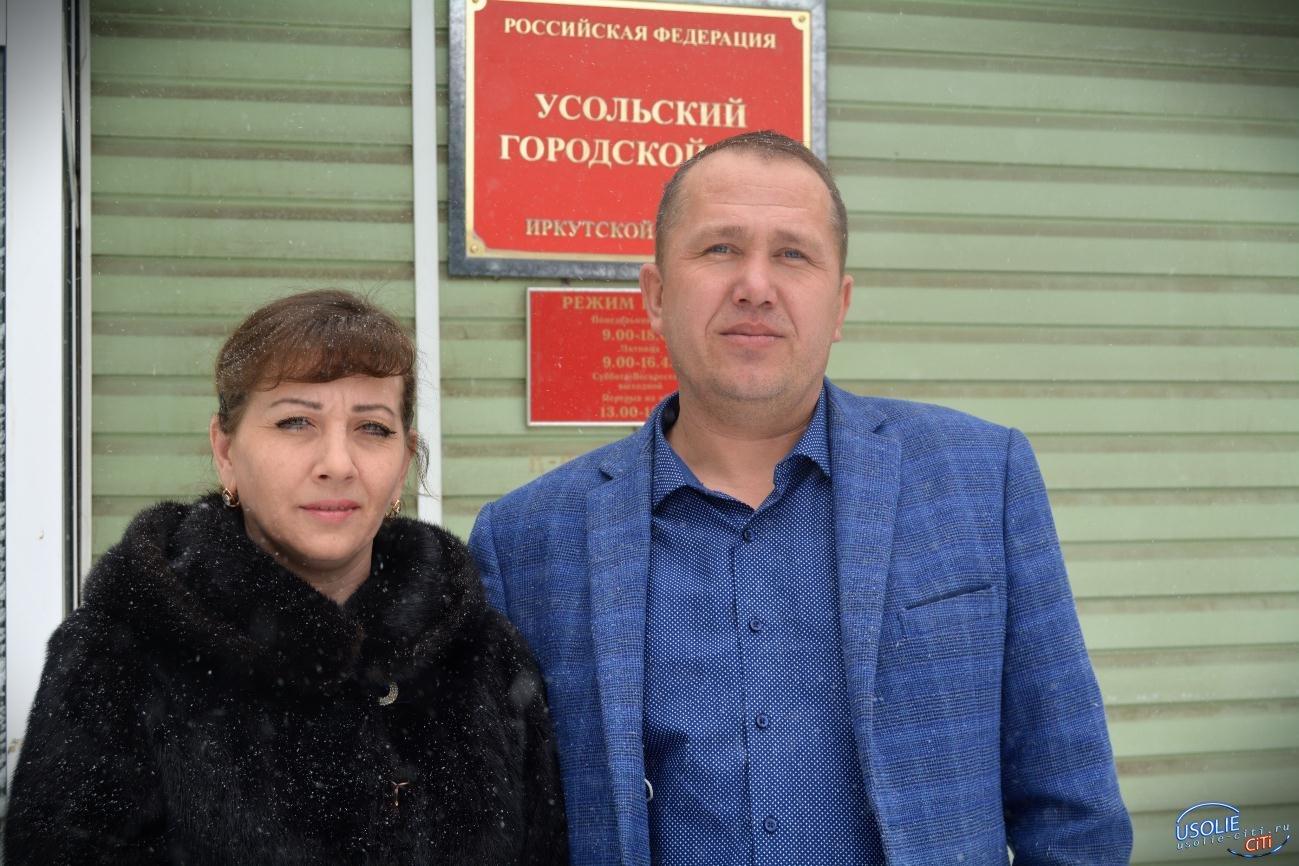 Семья Глущенко в Усолье жаждет правосудия