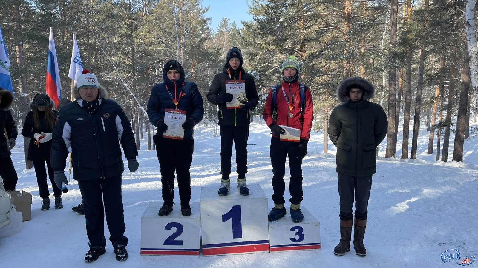 В Усолье состоялись чемпионат и первенство Иркутской области по маунтинбайку