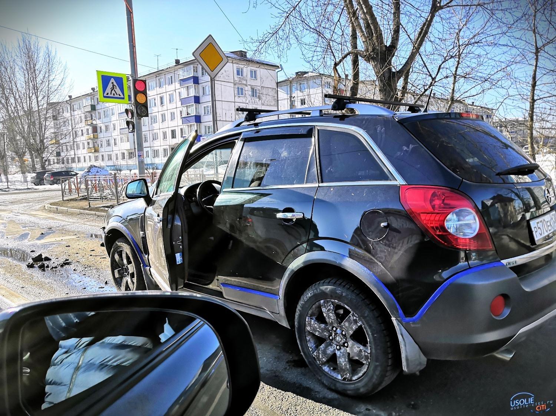 Автомойщик из Иркутска задержан в Усолье на угнанном автомобиле