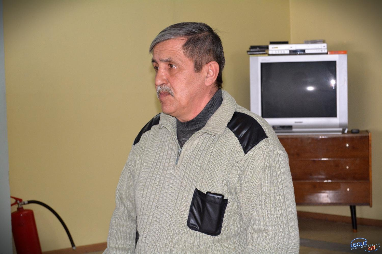 Прощай, Дмитрий! Председатель совета ветеранов Усолья покидает свой пост