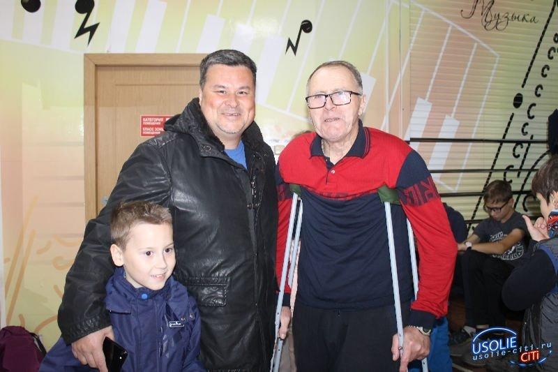 Вадим Кучаров: Показали свой сибирский, усольский характер