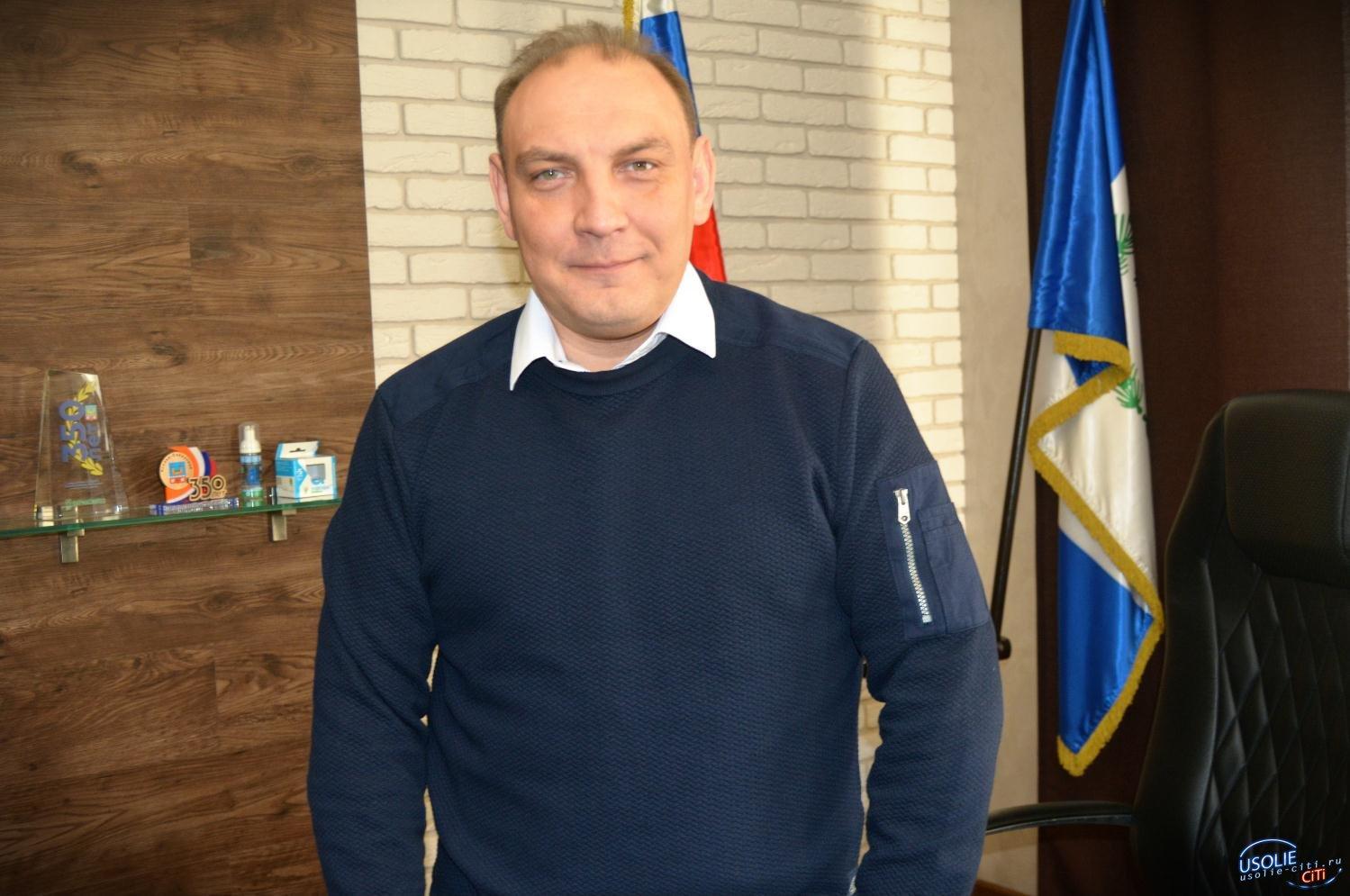 Приход весны в Усолье напомнил о необходимости строительства хороших дорог