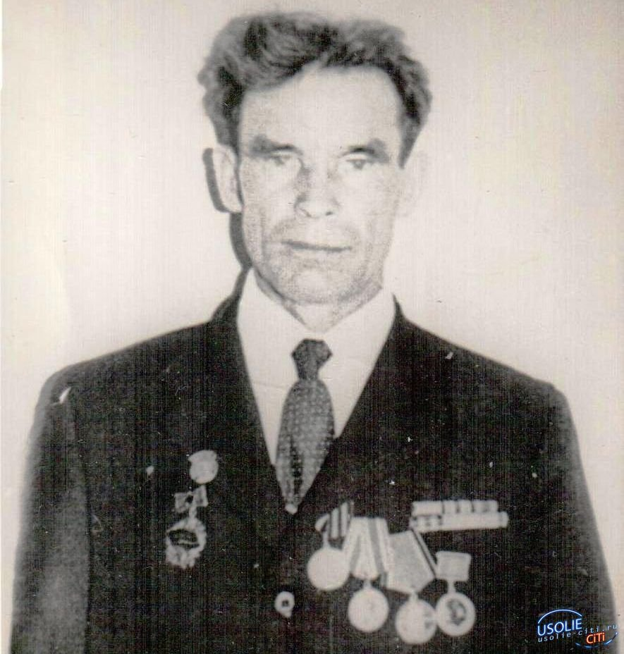 Ко Дню Великой Победы. Герасимов Николай