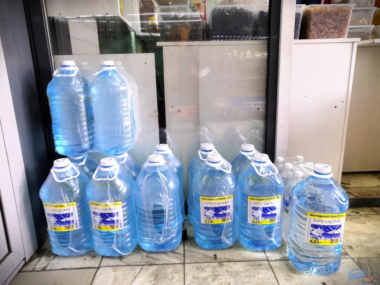 Барыги в Усолье подняли цены на питьевую воду