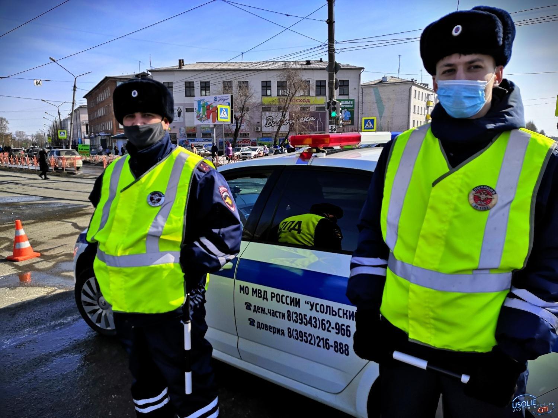 За выходные дни на усольских дорогах задержали восемь нетрезвых водителей