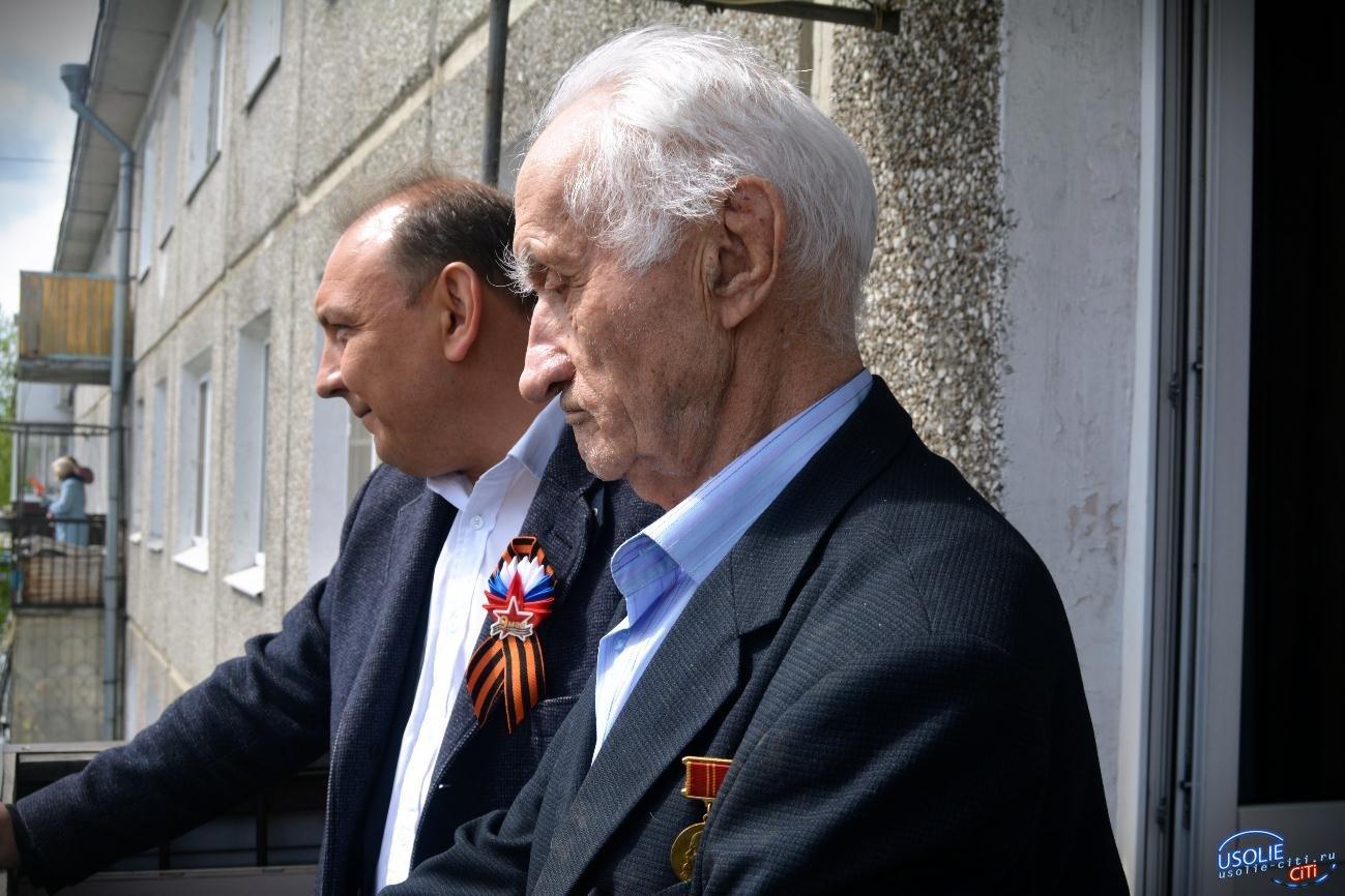 Празднование Дня Победы в Усолье под большим вопросом