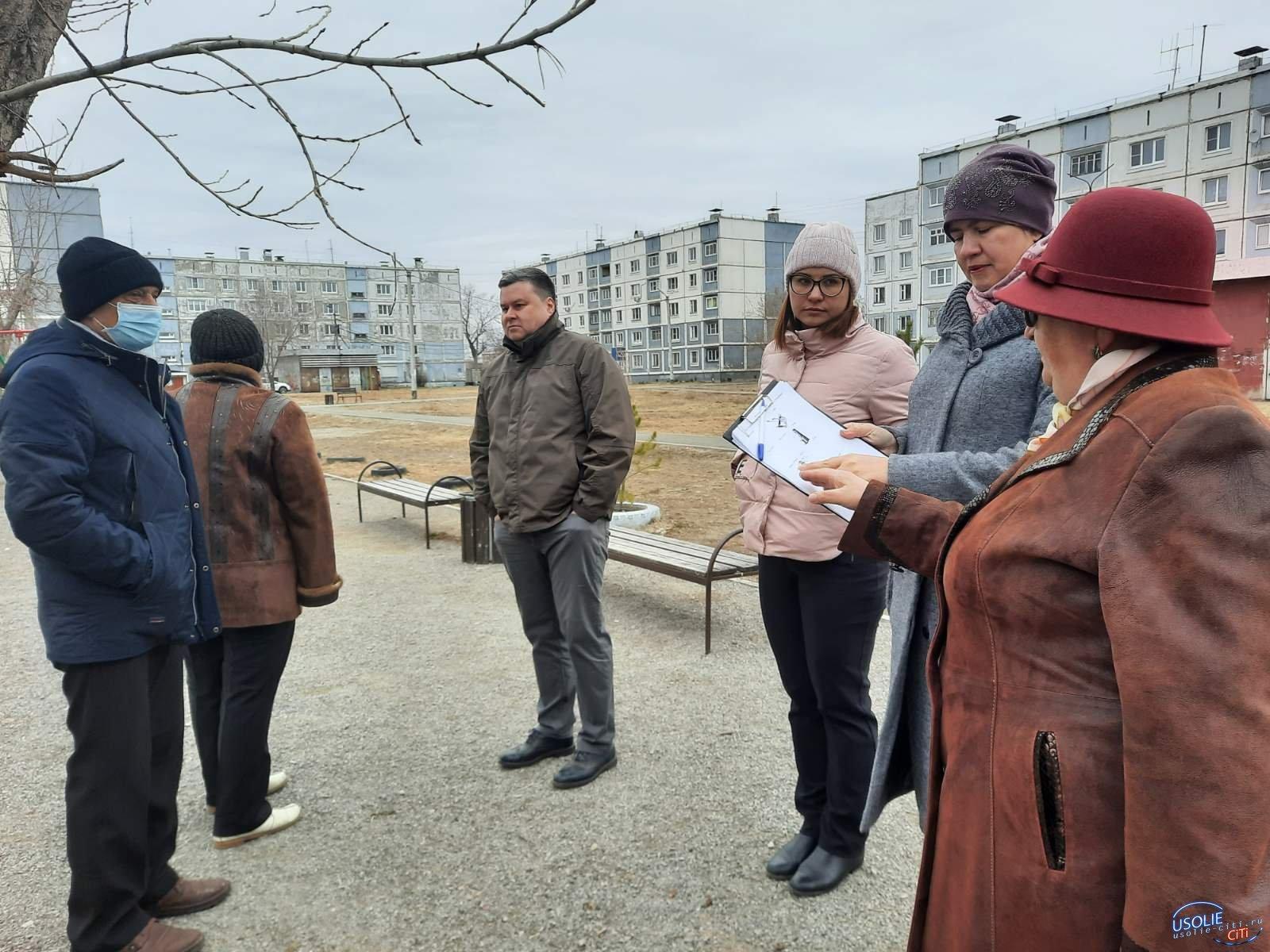 Вадим Кучаров: Благоустройство продолжается