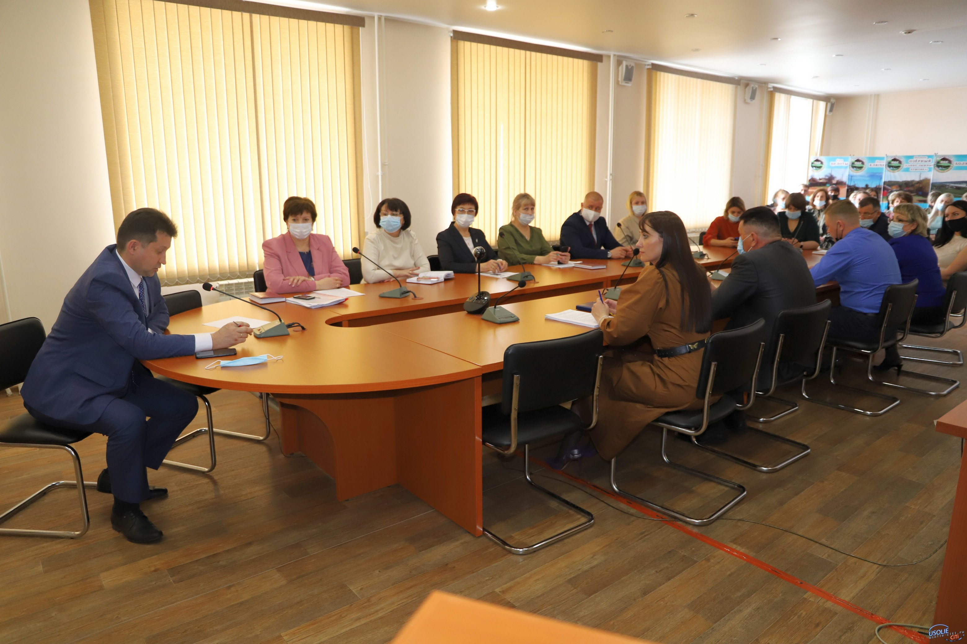 Депутаты Усольского района приняли отчёт об исполнении бюджета